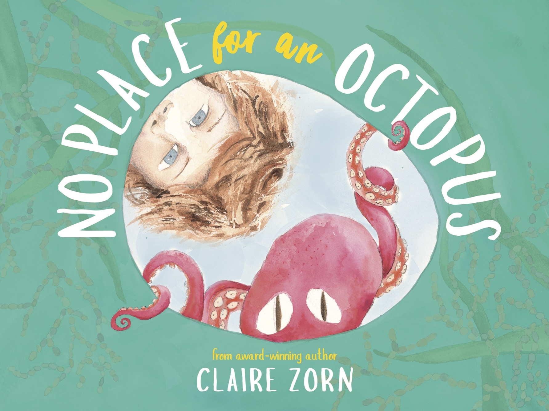 No Place for an Octopus_FINAL front cover (1)